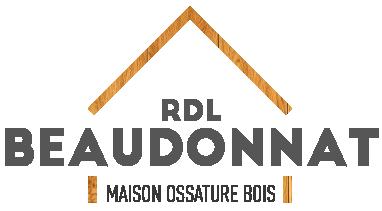 RDL BEAUDONNAT CONSTRUCTION OSSATURE BOIS Logo